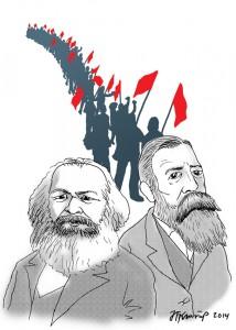 03 Marx og Engels
